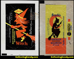 vintage halloween graphic a fantastic vintage halloween heide witch wrapper