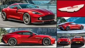 2017 Aston Martin Vanquish Zagato Vs Aston Martin Vanquish Zagato