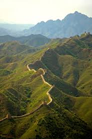 Great Wall Of China On Map by Best 25 Great Wall Of China Ideas Only On Pinterest Great Wall
