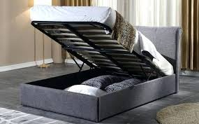 Ottoman Storage Bed Portentous Ottoman Storage Bed For House Design Collection In King