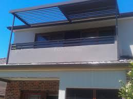 Balcony Awnings Sydney Sydney Louvres Canvas Awnings And Louvers Sydney Eco Awnings