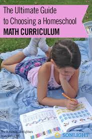 the ultimate guide to choosing a homeschool math curriculum