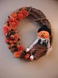 crochet halloween wreath ceramics simply grateful housewife