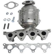 2000 hyundai elantra catalytic converter exhaust manifolds headers for hyundai accent ebay