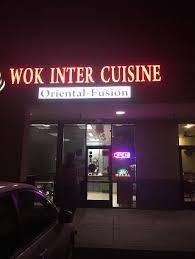 inter cuisine wok inter cuisine in chandler restaurant menu and reviews
