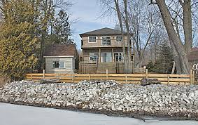 Cottages For Rent On Lake Simcoe by Joyland Beach 2 Lake Simcoe