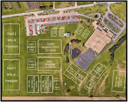 Map Testing Ohio by Map U0026 Field Layout Big Walnut Soccer Association
