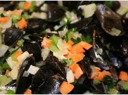 cuisine entre amis moules aux petits légumes pour une merveilleuse séance cuisine entre
