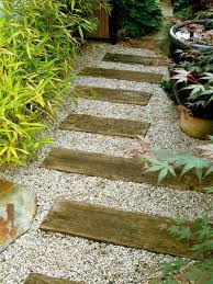 pebbles for landscaping ideas to make your backyard more