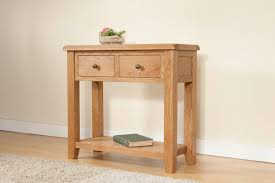 Console To Dining Table Console Table With 2 Drawers 25 01 Papaya Trading