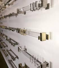 Gold Curtain Rings Lucite Curtain Rod Custom Cut Brass Rings Gold Curtain Rings