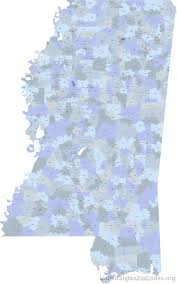 Mississippi Map Usa by Printable Zip Code Maps Free Download