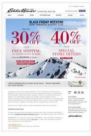 eddie bauer black friday sale 53 best black friday email design gallery images on pinterest