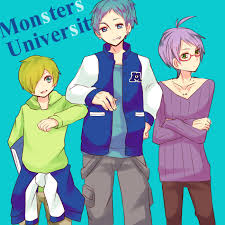 monsters university image 1444017 zerochan anime image board