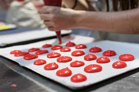 atelier de cuisine lyon pastry and dessert class at l atelier des chefs in lyon triphobo