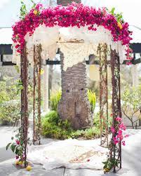 how to build a chuppah 25 beautiful chuppah ideas from weddings martha stewart