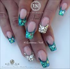 rhinestone nail art gallery image collections nail art designs