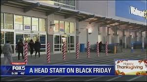 shoppers pack stores on thanksgiving day story wnyw