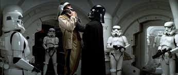 darth vader force choke why does darth vader opt to physically strangle captain antilles at