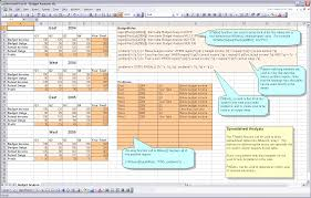 Budget Excel Spreadsheet by Add Business Rules To Your Excel Spreadsheets