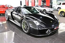 2015 porsche 918 spyder msrp beautiful black porsche 918 spyder for sale gtspirit
