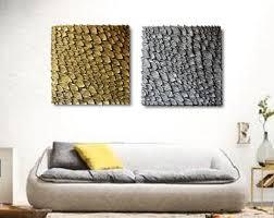 set of 3 wood wall tiles wall sculptures textured wall decor