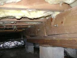 crawl space structural support jacks in ia crawl space jack