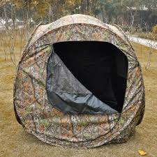 Pop Up Hunting Blinds Buy 2 Man Pop Up Ground Hunting Blind Camo Tent In Cheap Price On