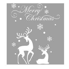 compare prices on snow town online shopping buy low price snow christmas decoration new year window glass pvc wall sticker christmas diy snow town wall stickers home