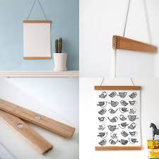 frame hanger wooden picture hanging frame by karin åkesson design