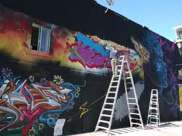 Mural Artist by 2020 Mural Scott U0027s Place Images And Words