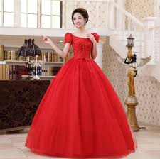 red dress for wedding dress for country wedding guest