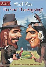 what was the thanksgiving joan holub mortimer