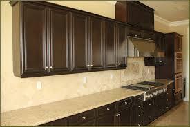 cabinets u0026 drawer flat panel door for kitchen cabinets dark