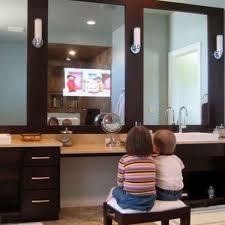 Tv In Mirror Bathroom by March 2012 Iremozn Home Design