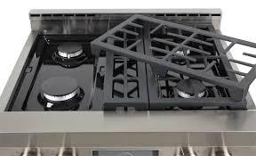 Jenn Air 4 Burner Gas Cooktop Jenn Air Jgrp430wp 30 Inch Gas Range Review Reviewed Com Ovens