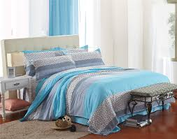 Blue Bed Set Popular Blue Queen Comforter Buy Cheap Blue Queen Comforter Lots