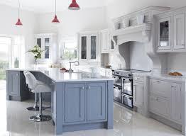 kitchen island tipperary painted kitchen grey blue island