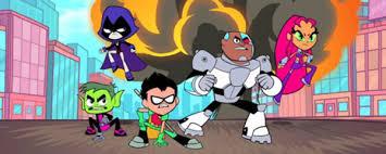 teen titans cast images voice actors