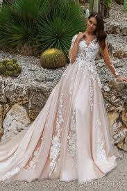 wedding dress colors best 25 blush pink wedding dress ideas on baby
