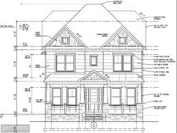 Arlington House Floor Plan by Bluemont Arlington Va Michael Sobhi Real Estate