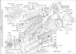 ford straight 6 engine diagram bb pinterest van life