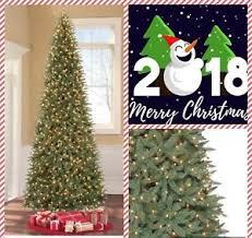 12 foot christmas tree 12 ft christmas tree ebay