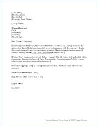 an example of a cover letter for a resume a good cover letter