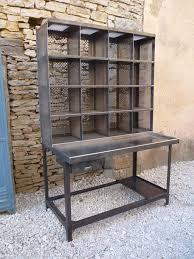 bureau tri postal bureau casier tri postal 125 16 cases bauche 1960 arte