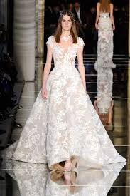couture wedding dress bridal inspiration from haute couture 2016 the best