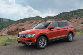 volkswagen van 2018 2018 volkswagen tiguan canadian pricing released starts at 28 925