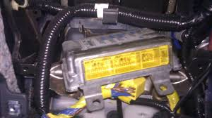 2004 honda accord airbag how to remove airbag module from 2004 2005 2006 2007 honda accord