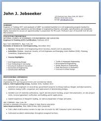Sample Resume Of Civil Engineering Fresher Resume Cad Designer Expository Essay Editing Websites Online
