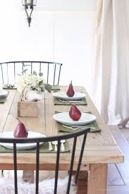 Fall Table Settings Simple Farmhouse Fall Table Setting Grows